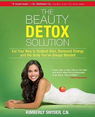 VeegMama's book review of The Beauty Detox Solution by Kimberly Snyder