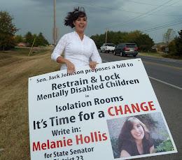 Melanie Hollis