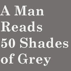 A Man Reads 50 Shades Of Grey
