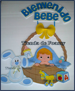 tambien para decoracion de baby shower