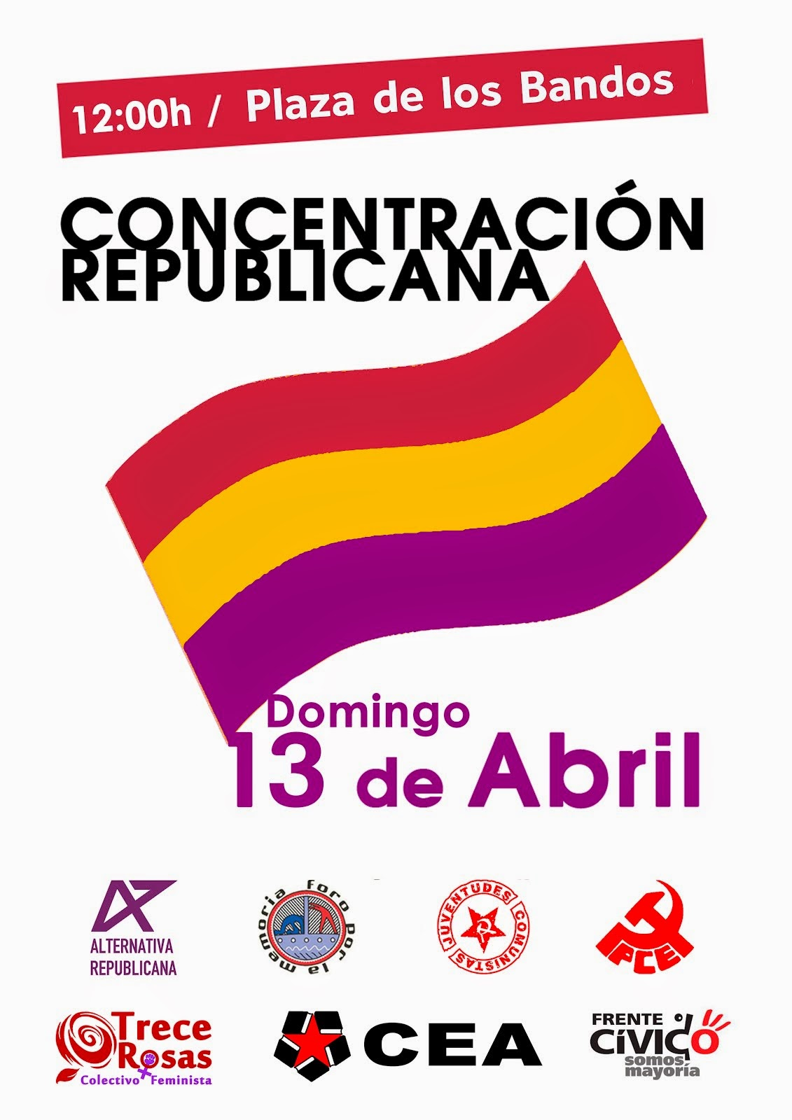 CONCENTRACIÓN REPUBLICANA