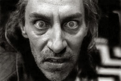 Frank Silva as the demon Bob from the show Twin Peaks