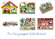 Farm Animals Sound Blocks – R190 When matched correctly, each animal makes .