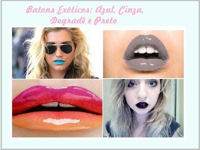 batons-batom-exotico-diferente-boca-maquiagem-kesha-preto-cinza-degrade-azul