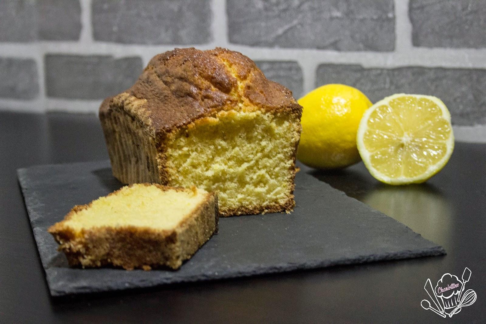 cake citron Pierre Hermé tuto