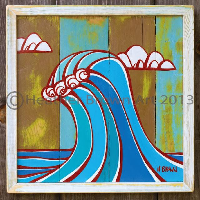 surf artist