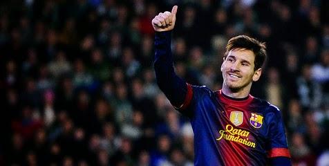 Gaya Rambut Lionel Messi Terbaru dan Terkenal