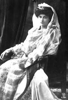 Marie Bonaparte princesse George de Grèce