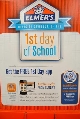 Elmer's 1st Day School App