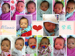 我的宝贝小女儿 ♥