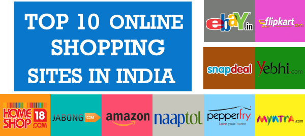 Dietkart blog top 10 online shopping sites in india for Top ten online stores