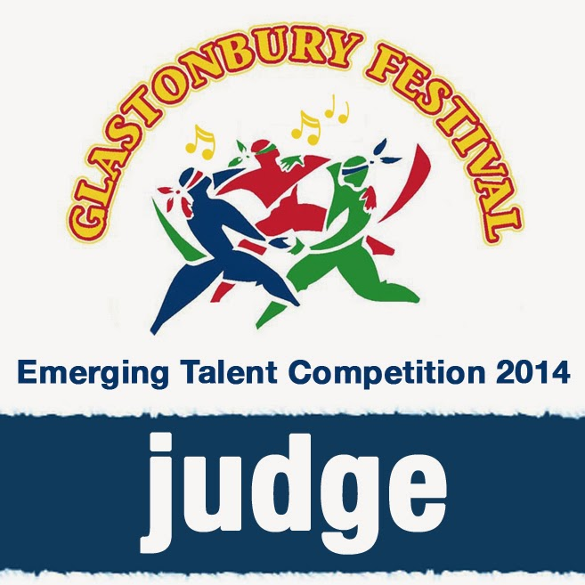 Glastonbury Emerging Talent judge