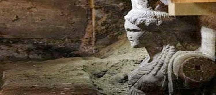 Αμφίπολη: Ολυμπιάδα η Ρωξάνη στο Τύμβο σύμφωνα με τον National Geographic