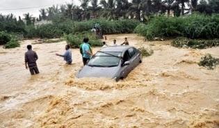 lluvias en afganistan causan graves inundaciones, 26 de Abril 2014