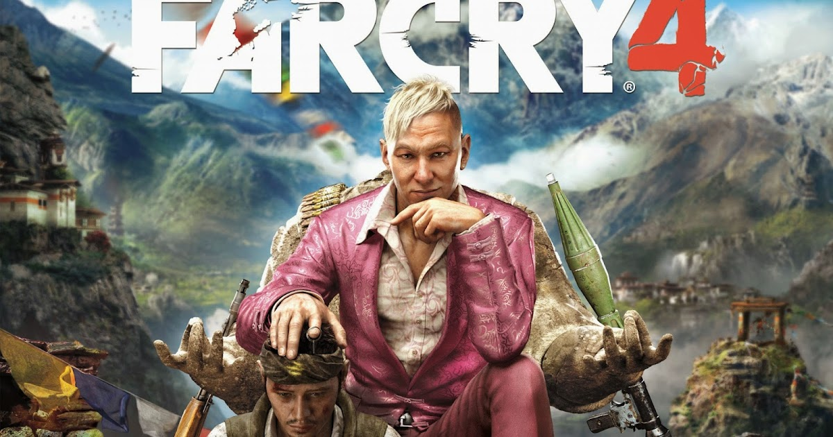 Download Game Far Cry 4 Proper PC Full Crack Gratis - News