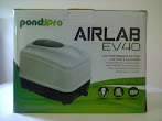 AIRPUMP  AIRLAB  EV 40