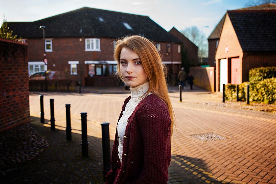 Oxford, UK - I Photographed Women From 37 Countries To Show That Beauty Is Everywhere