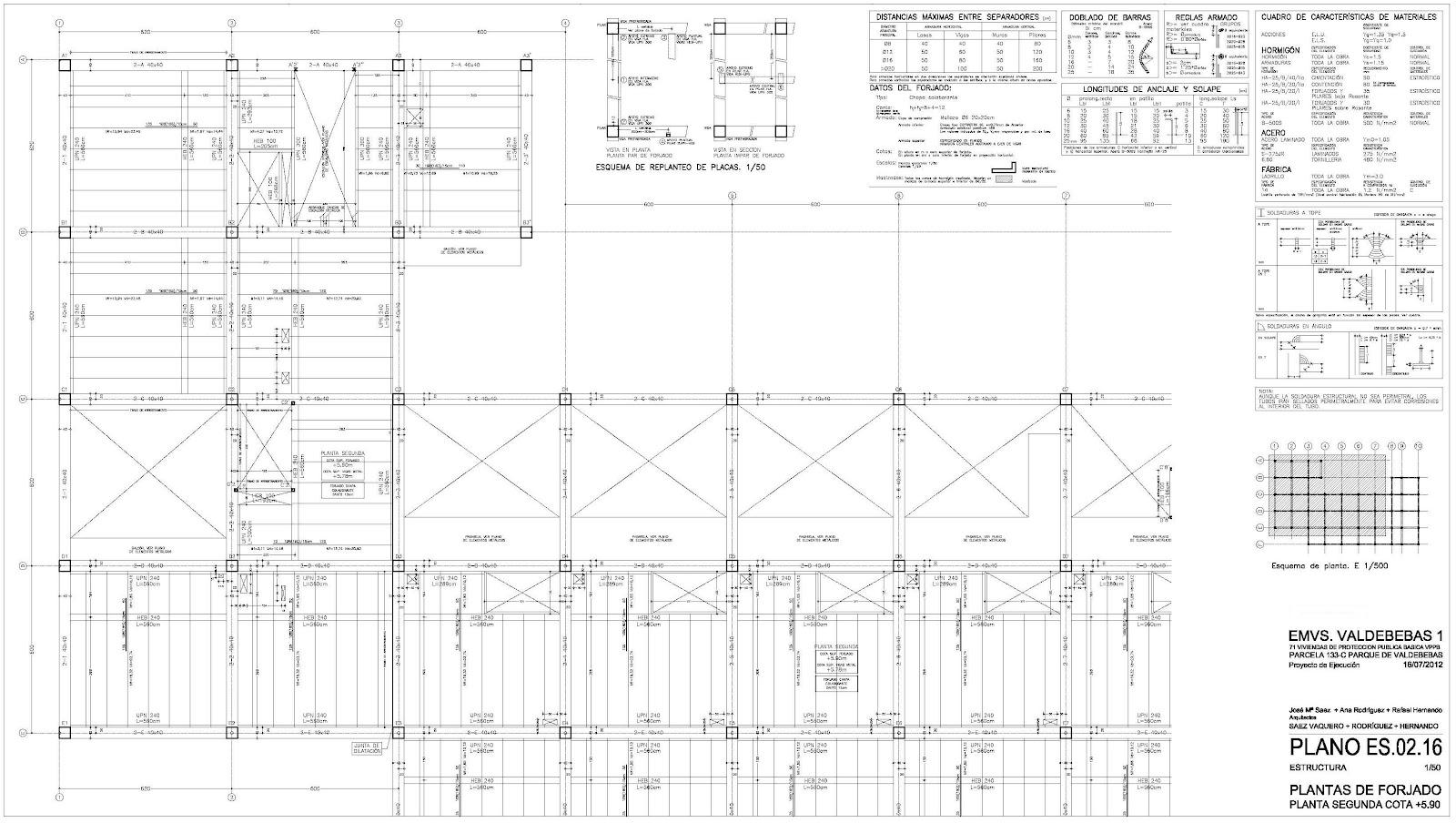 Gv408 forma de trabajo - Forjado viguetas metalicas ...