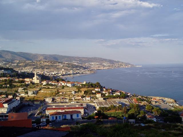 Riviera di Ponente in Liguria