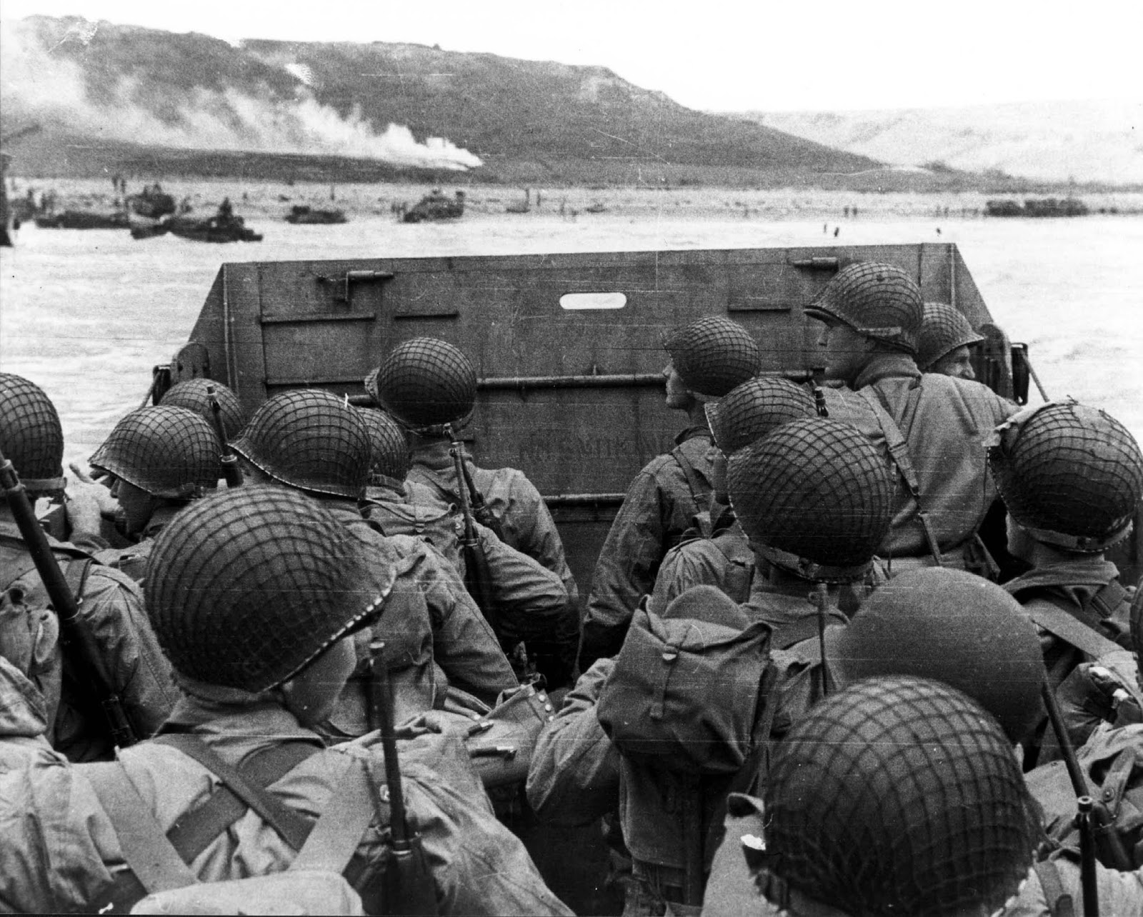 a history of the normandy invasion commonly known as the d day in world war two The first day of the landings (commonly known as d the invasion of normandy was the invasion by and series known as history of the second world war.
