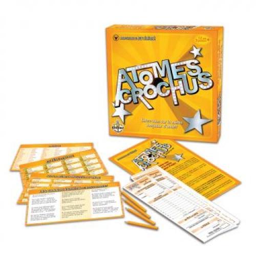 Gladius Int - Atomes Crochus