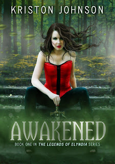 Cover Reveal: Awakened by Kriston Johnson