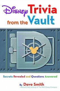 Book cover showing a vault shaped like a D with a mickey head in it's center.