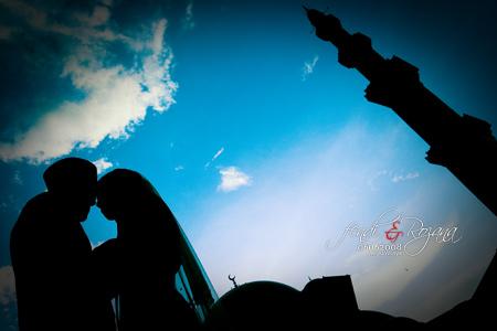 Различия между мусульманской и немусульманской свадьбой
