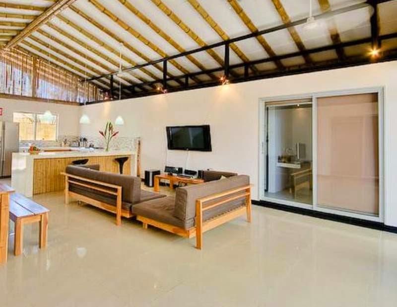 Casas contenedores casa hecha con contenedores y bamb en costa rica - Container homes costa rica ...