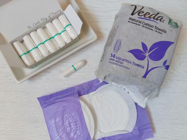 Veeda feminine hygiene products