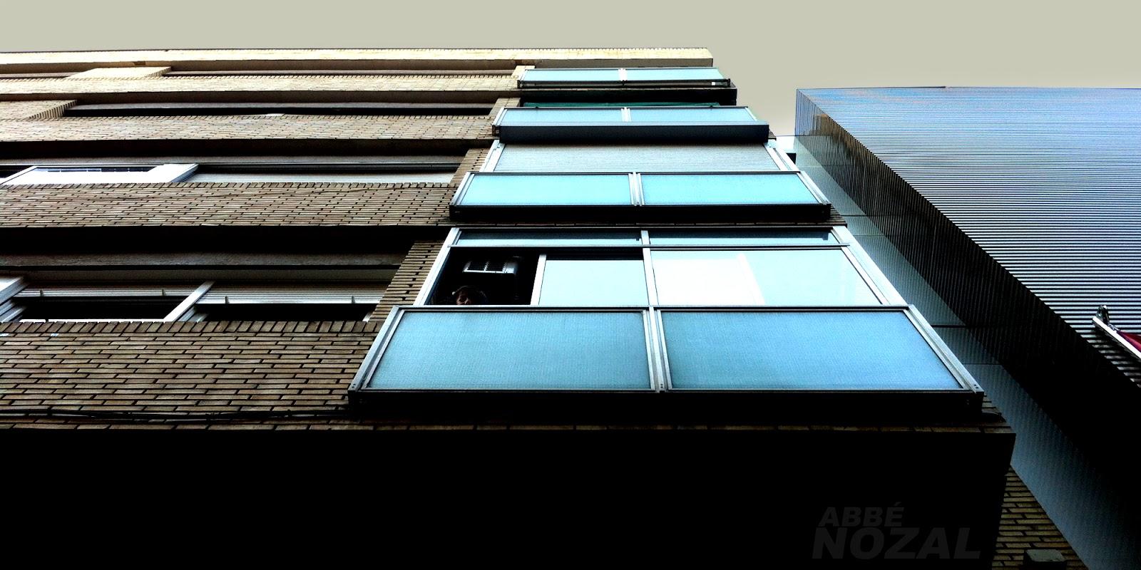 Geometría urbana, 2014 Abbé Nozal