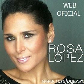 Web Oficial Rosa López
