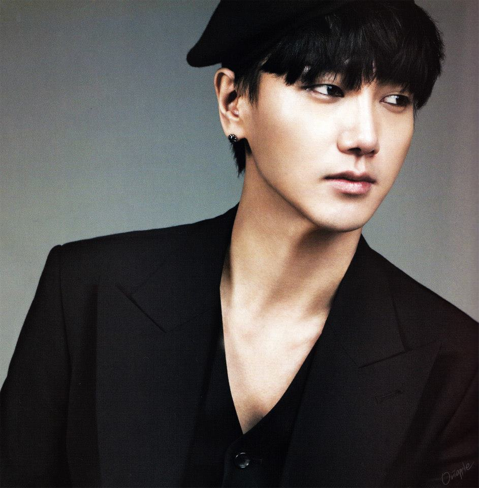 Yesung for CeCi Magzine March 2013 Issue   InterviewYesung 2013