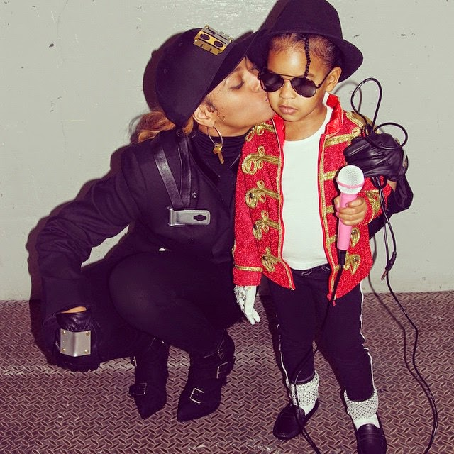 La La's Celeb Halloween Costume 2014 Picks: Beyonce as Janet Jackson, Katy Perry as a Cheeto and Mo