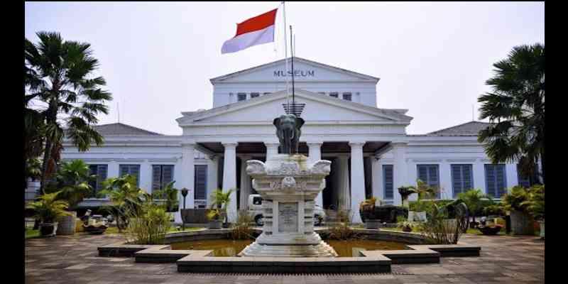 Museum Nasional Republik Indonesia - Museum Gajah