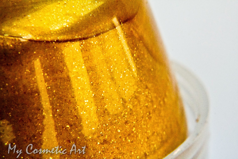 Pot O'Gold gelatina de ducha lush edición limitada