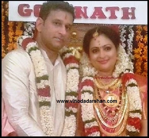 Actress Reshmi Soman second marriage