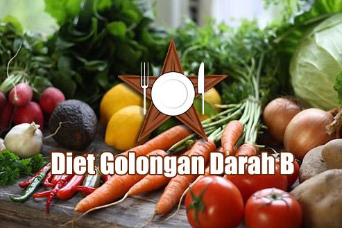 Makanan dalam Diet Golongan Darah B