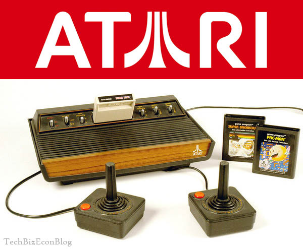 Atari 2600 - Atari USA Operations, Have Filed for Bankruptcy In Order To Separate From its French Parent, A New Start For The Gaming Legend?