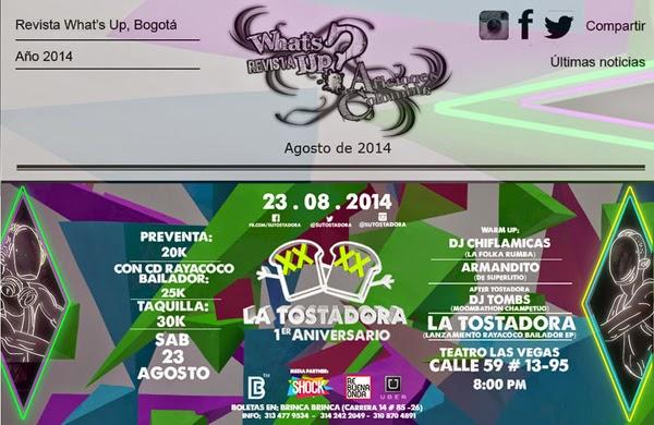 LA-TOSTADORA-celebra-primer-aniversario