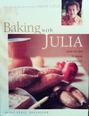 Baking with Julia written by Dorie Greenspan