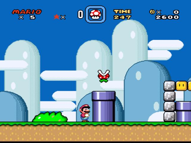 super mario flash 3