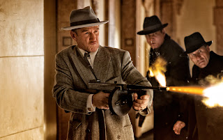 """Cena do filme """"Caça aos Gangsteres"""""""