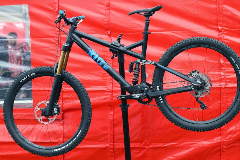 Bike News, New Bike, Report, Ghost Riot Prototype, Ghost Prototype, Riot-Link Suspension