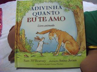 Literatura Infantil: Indicação de Dil Santos:Adivinha