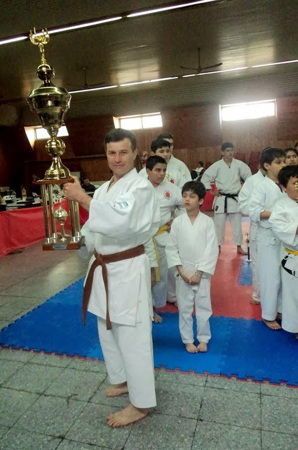 Bahia Blanca Gano la Copa Ryusho Sakagami 2013