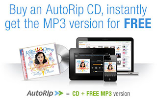 Amazon is Giving Customers Free MP3s For CDs Purchased On Amazon As Far Back As 1998