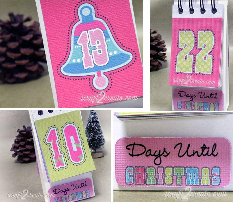 Lettering Delights, Under A CherryTree, Advent calendar, Silhouette Studio DE, Cameo