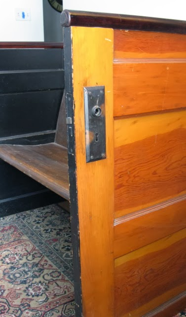Moondog Cottage Vintage Repurposed Church Pew