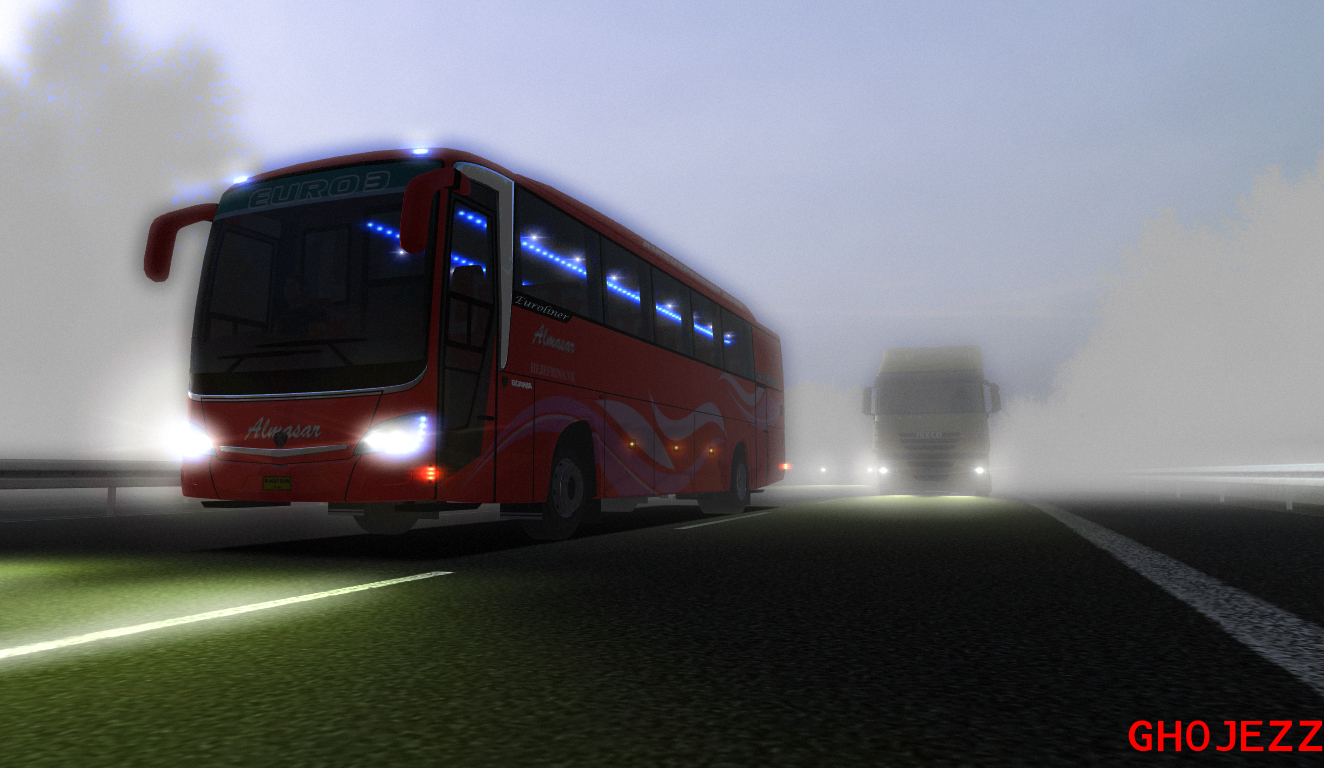 UK Truck Simulator All in One Mod